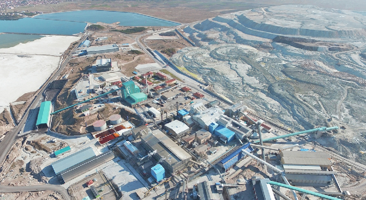 Renewal of the Electric Automation Systems of Kırka BP4 Plant