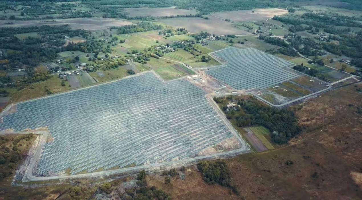 As we committed, YEO has completed 16MW Ihnatpil Solar plant project in Ukraine as turnkey in 2 Months