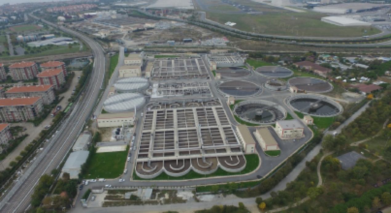 Ataköy İleri Biyolojik Atıksu Arıtma Tesisi'nin açılışı gerçekleştirildi