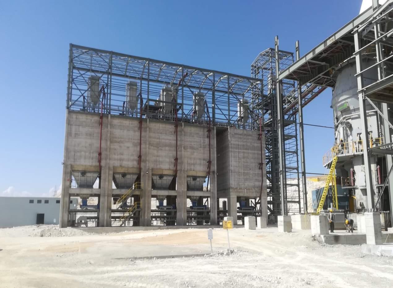 Bikiltaş Çimento Fabrikası- Anahtar teslimi Elektrik ve Otomasyon projesi