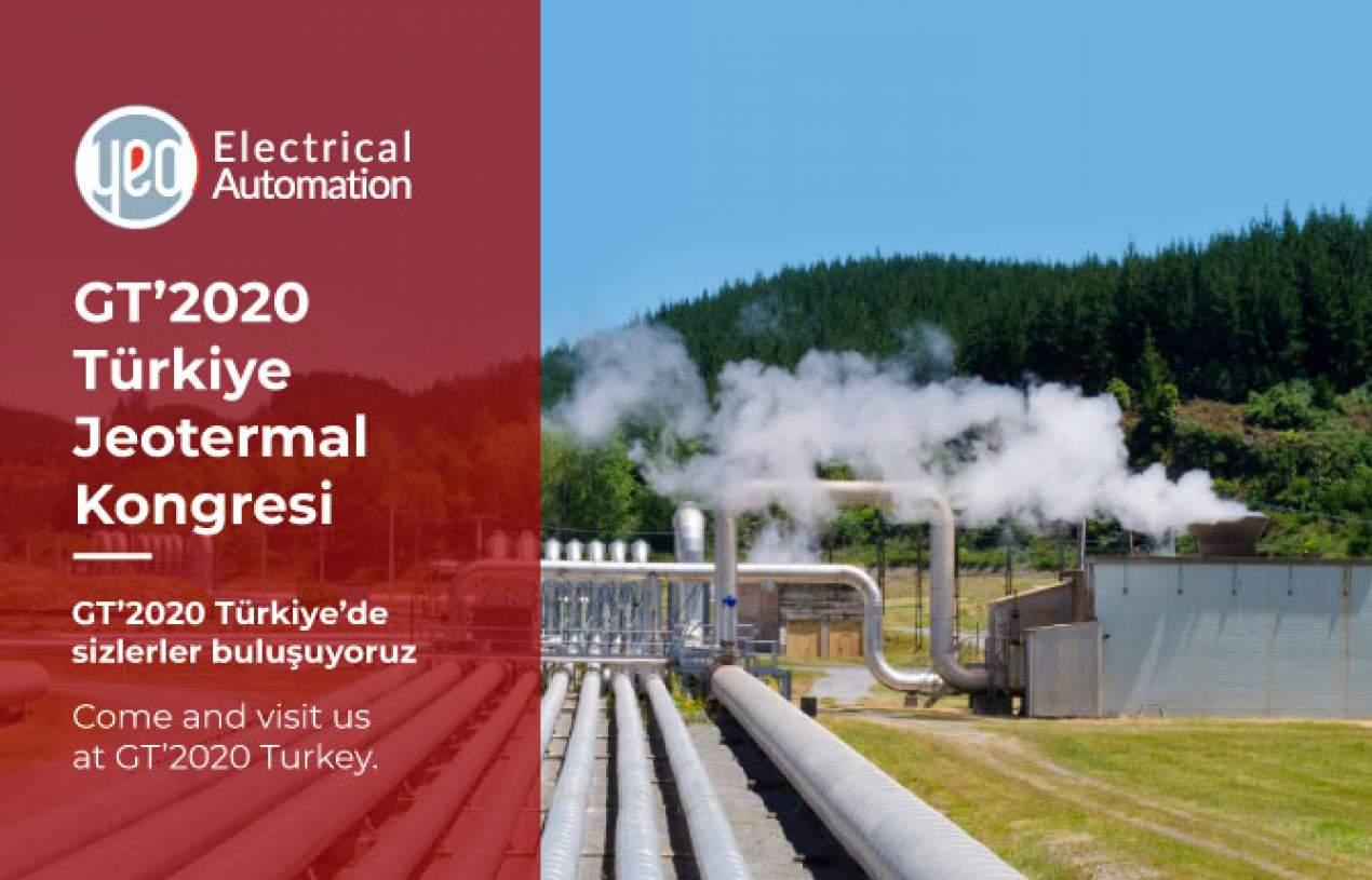 GT'2020 Türkiye Jeotermal Kongresi