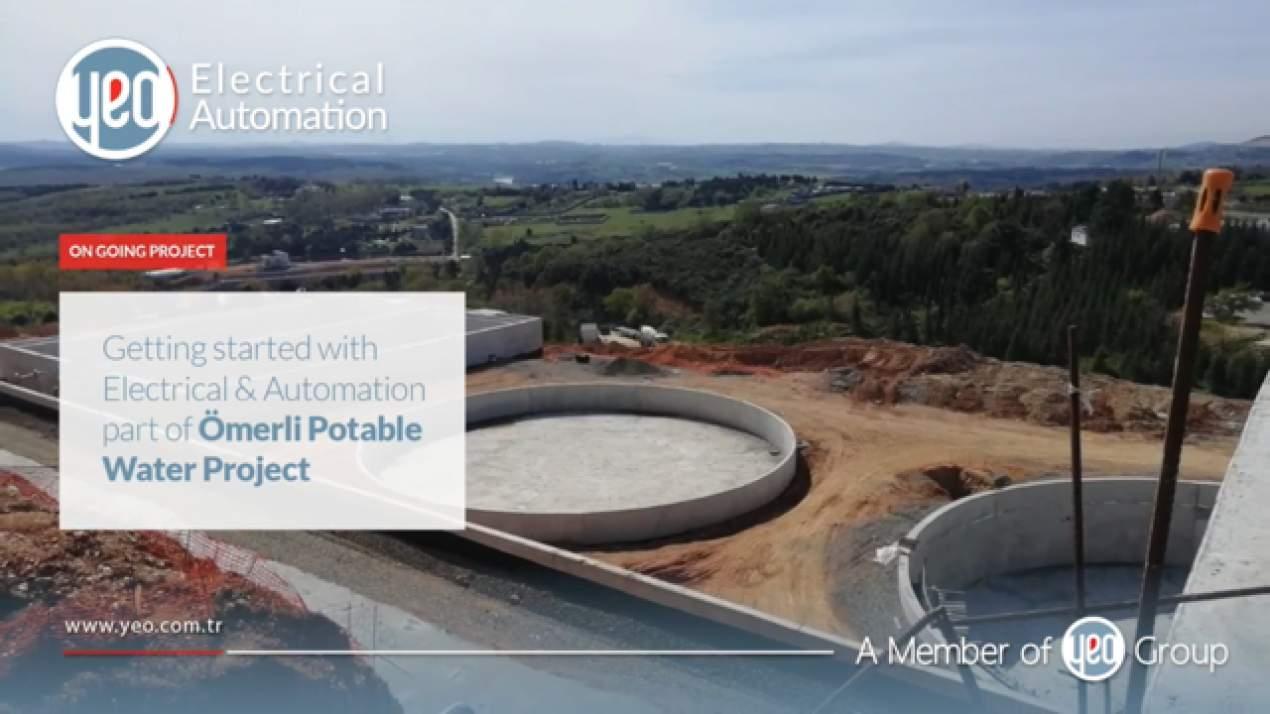 Ömerli Potable Water Treatment Project