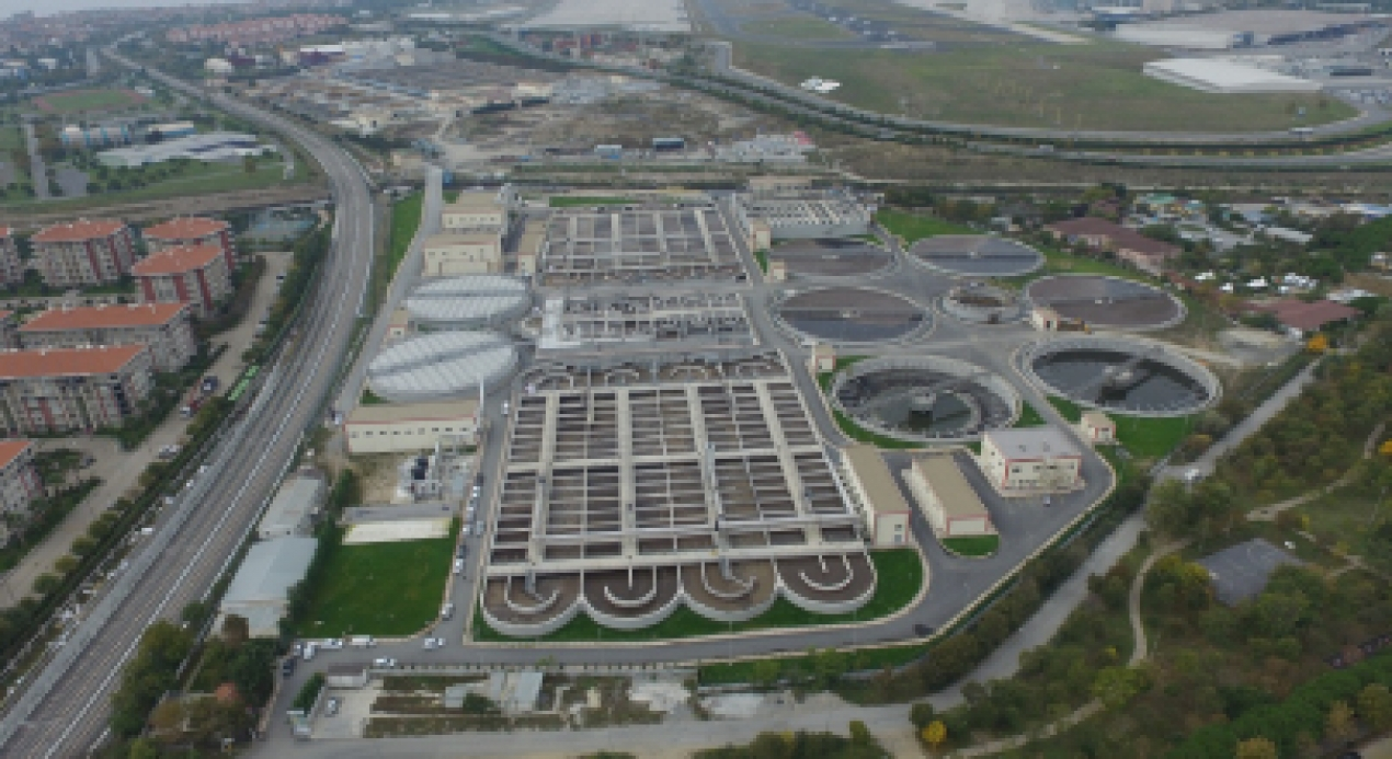 Opening of Ataköy Advanced Biological Wastewater Treatment Plant