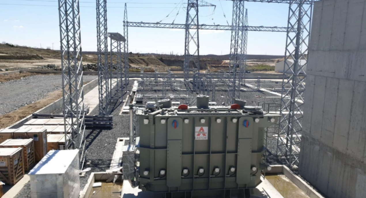 Seymen Energy high voltage switchgear project is about to be completed
