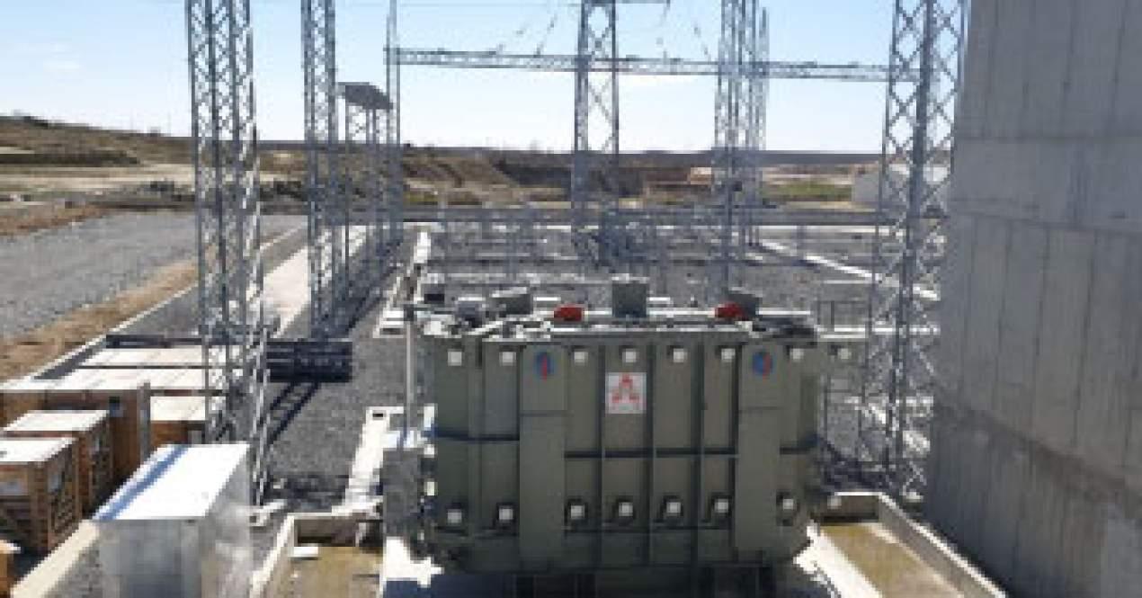 Seymen Enerji yüksek gerilim şalt projesi tamamlanmak üzere