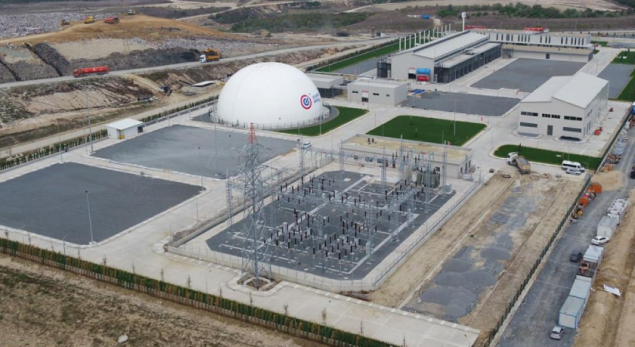 Seymen Landfill Gas Power Generation Facility opens today