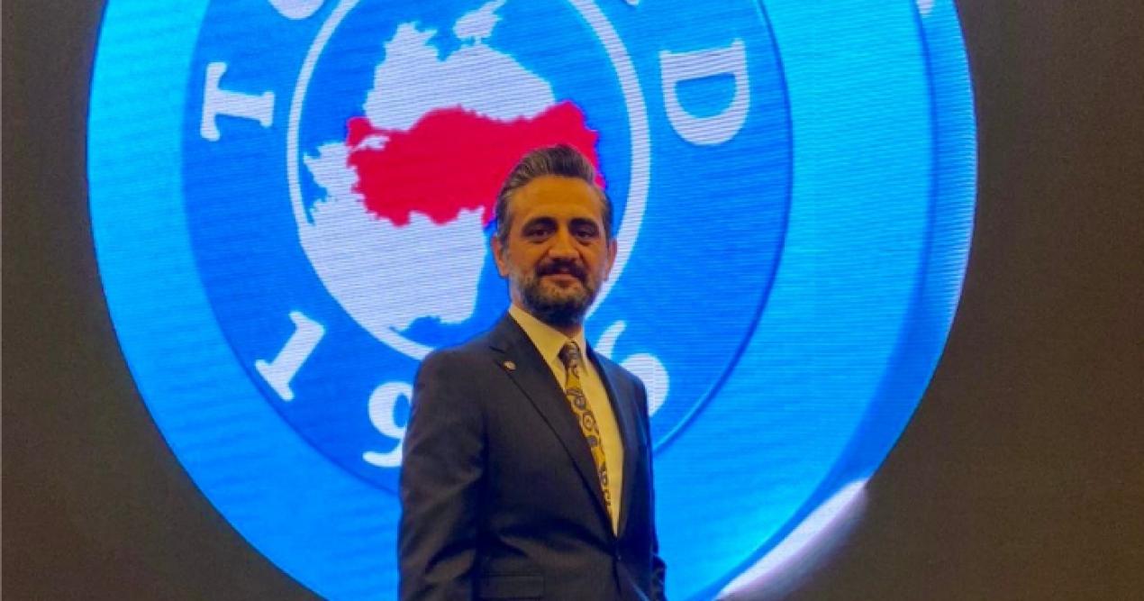 Sn Tolunay Yıldız TÜGİAD Başkan Yardımcılığı görevine seçildi