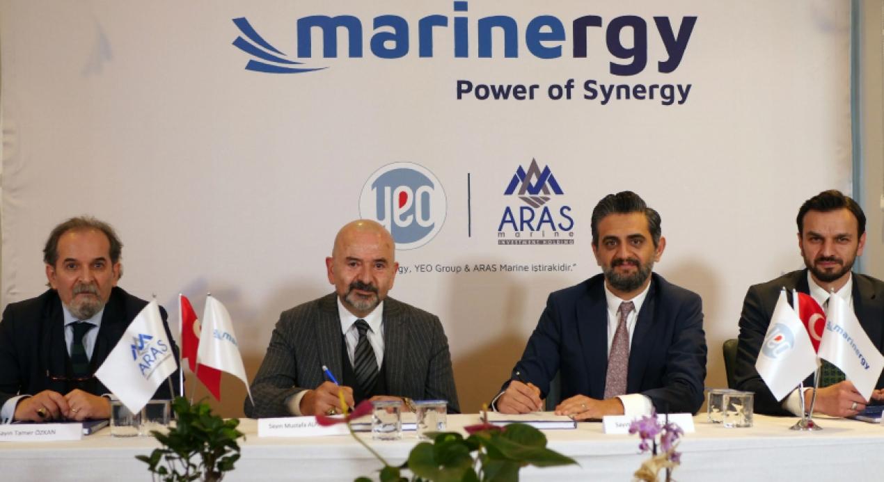 Synergy Uniting Sea and Sun