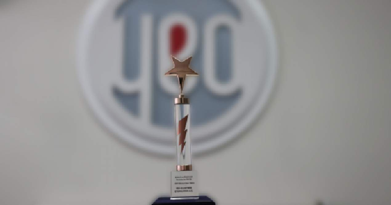 We are proud to be among the top 100 in the TET 'Export Hall of Fame'