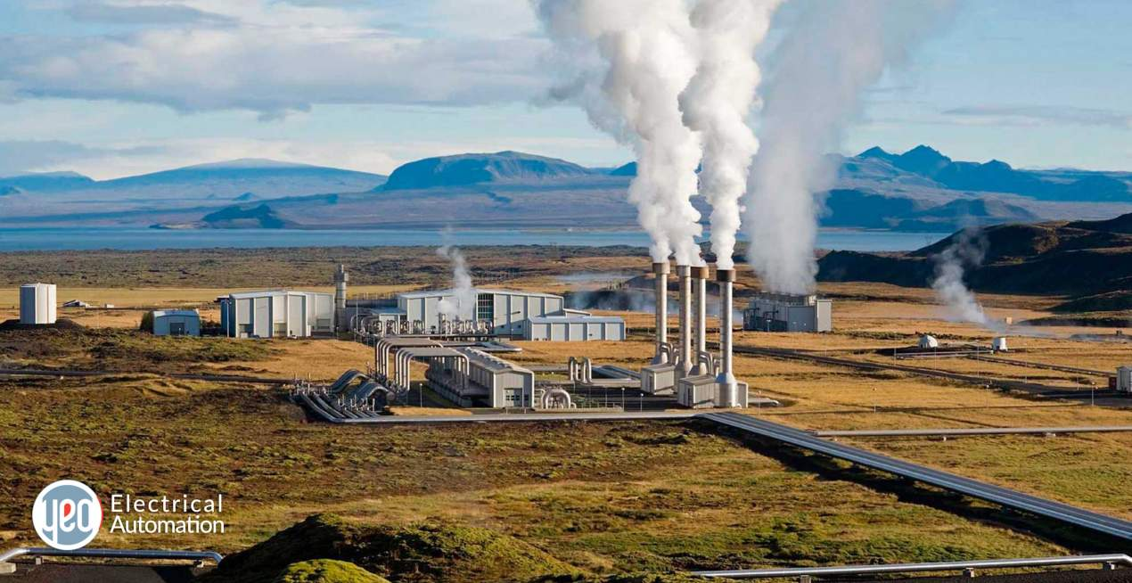 YEO has been awarded a new 12 MW Geothermal project from KIPER