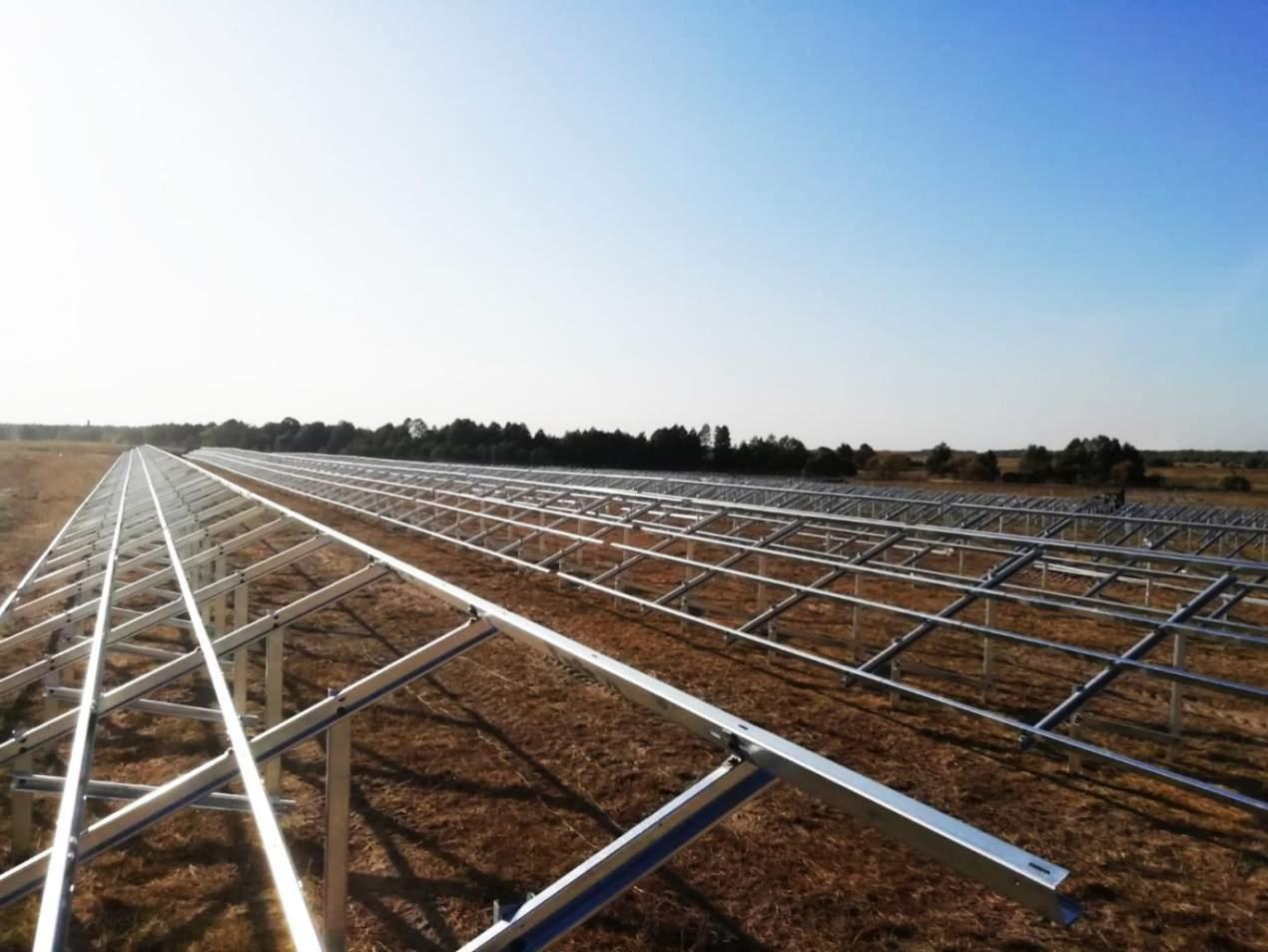 YEO Solar helps Ukraine towards its ambitious goal for renewable energy.