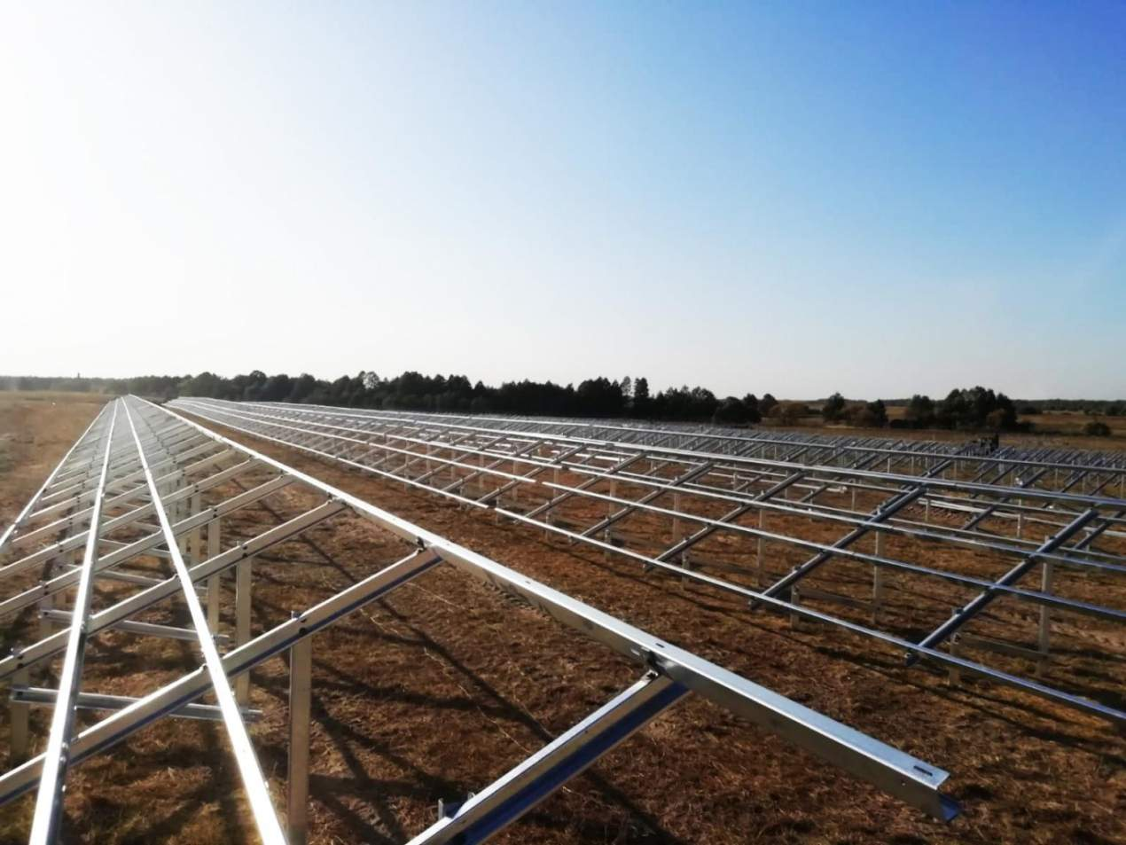 YEO Solar helps Ukraine towards its ambitious goal for renewable energy.