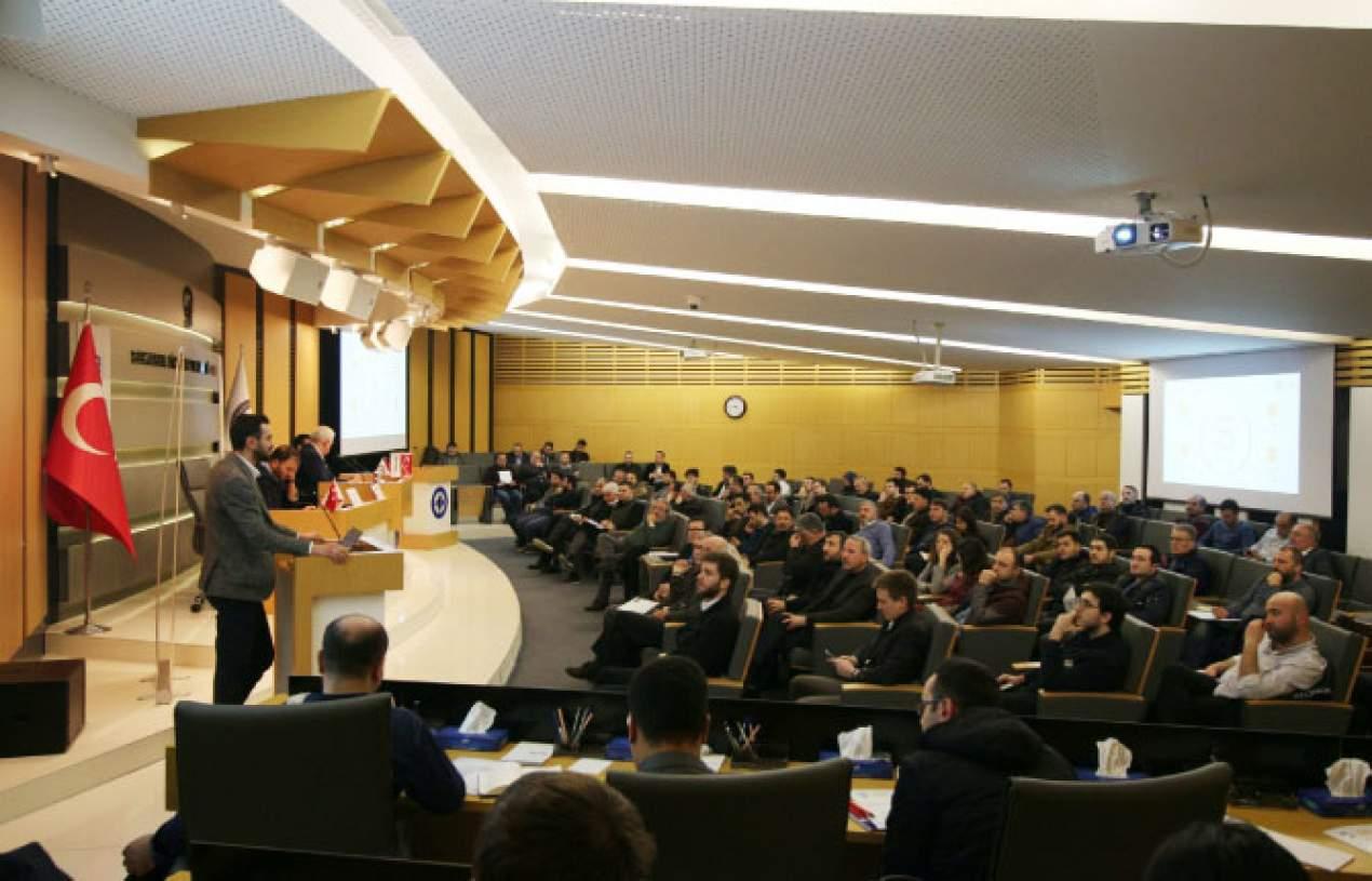 YEO Solar, Sakarya Ticaret ve Sanayi Odası'nda Güneş Uygulamaları'nın önemini paylaştı
