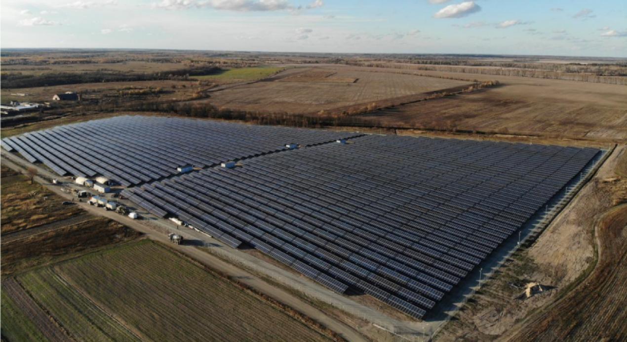 YEO Solar, Ukrayna Yenilenebilir Enerji planlarına katkı sunuyor.