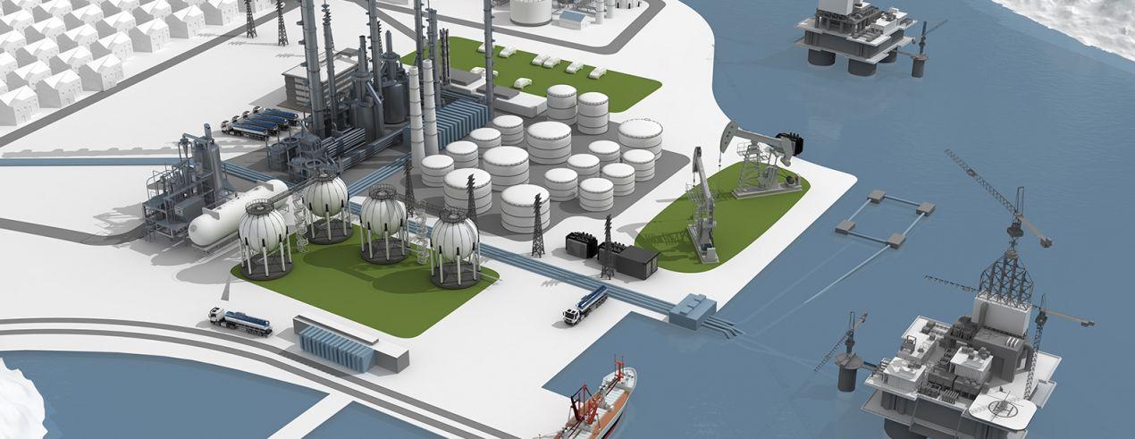 Нефтегазовая