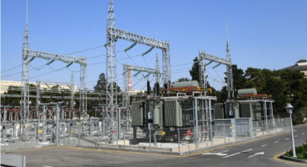Abseron Substation