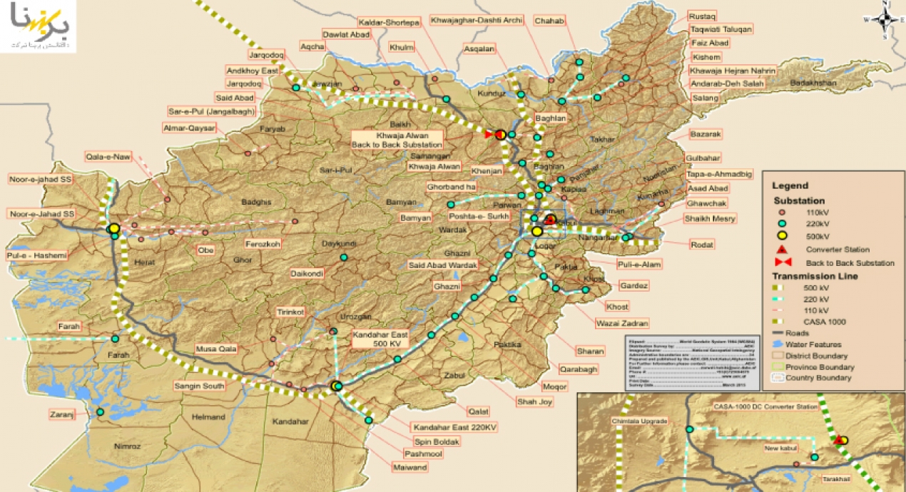 Afghanistan Substation