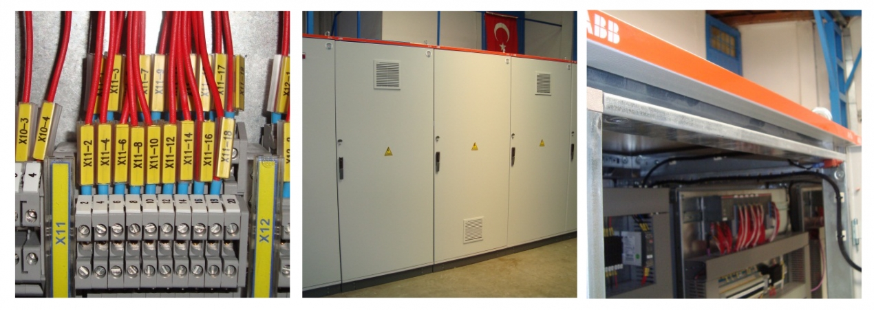 Afşin Elbistan A Thermal Power Plant Steam Blowing System Electrical and Automation Project