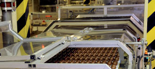 Altinmarka Chocolate Factory Pasteurization Unit Automation