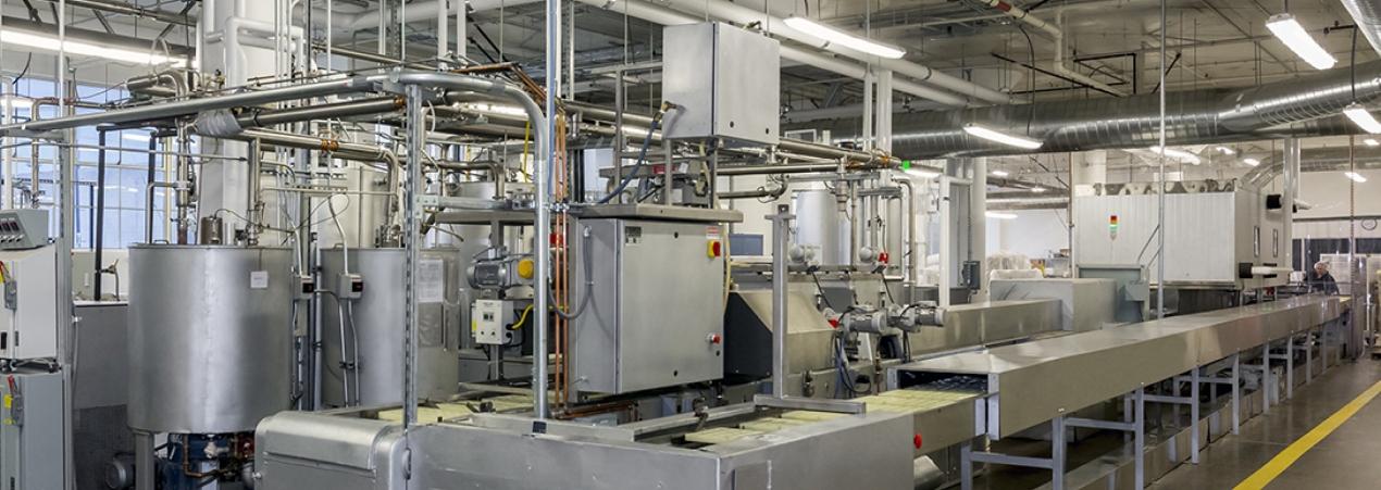 Altınmarka Çikolata Fabrikası Pastörizasyon Hattı Otomasyonu