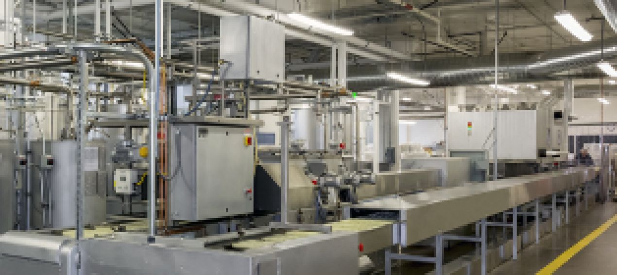 Altinmarka Chocolate Factory Raw Materials Automatic Transfer System Automation