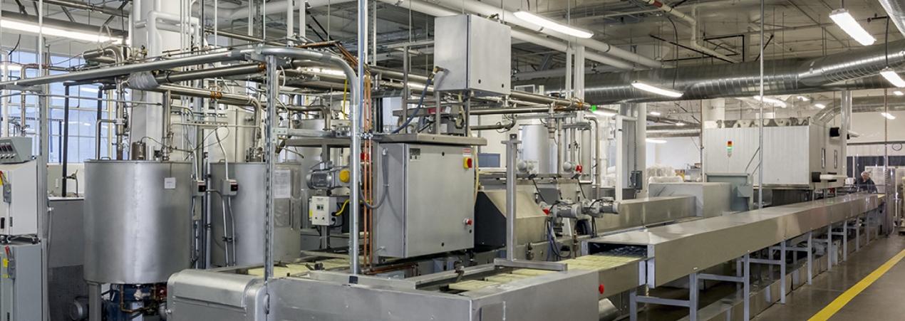 Altınmarka Çikolata Fabrikası Hammadde Otomatik Transfer Hattı Otomasyonu