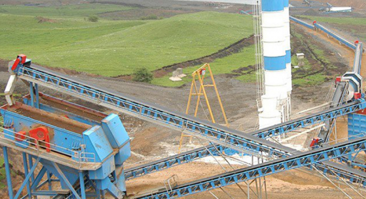 Anglo Asian Mining Company Gedabek Gold Mine Automation