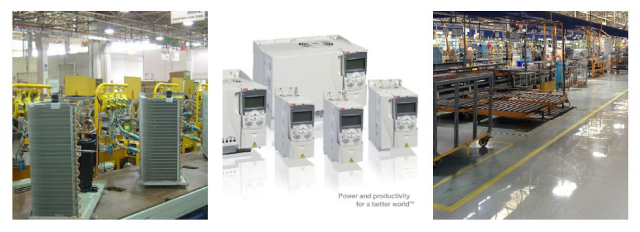 Arcelik LG Klima Fabrikası Enerji Verimliliği Projesi
