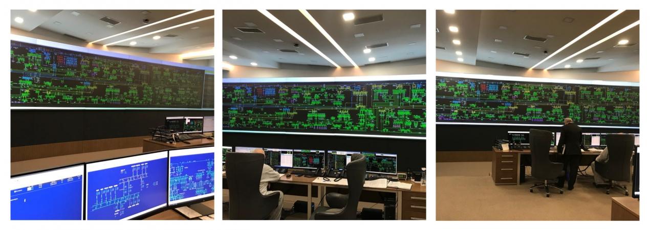Azerenergy Ulusal Yük Tevzi Merkezi