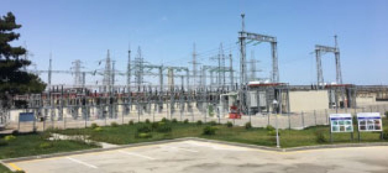 Azerenergy Sulfanol Substation