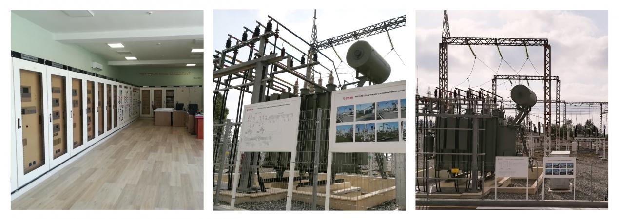 Azerishiq Qabala Substation