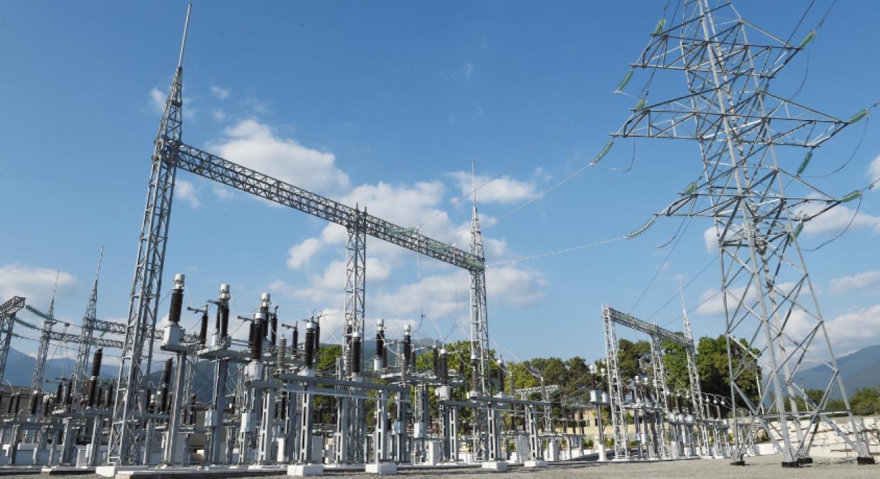 Azerishiq Qax Substation