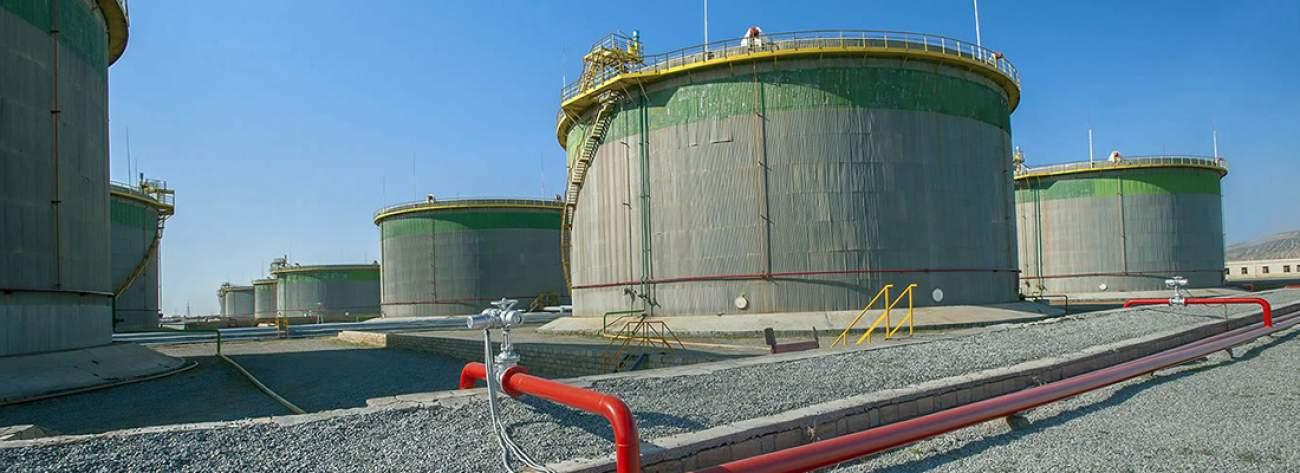 Azertrans Ham Petrol Depolama Tesisleri