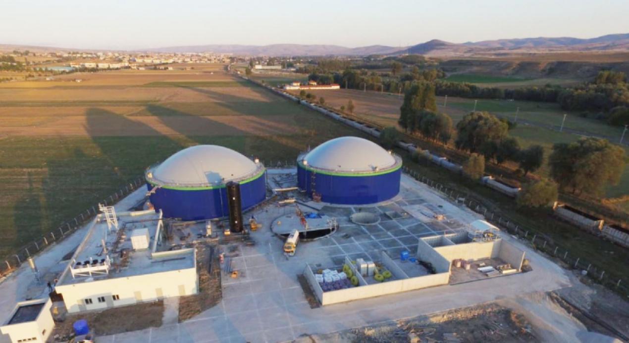Balıkesir Biogas Power Plant