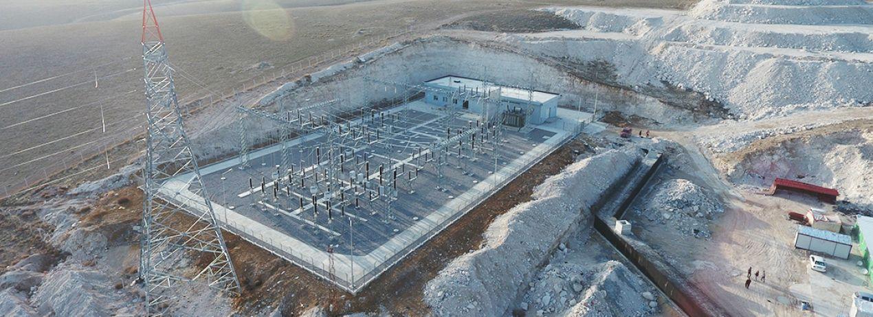 Bikilitas цементный завод / Турция