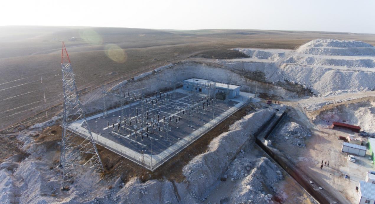 Bikiltaş Cement Factory