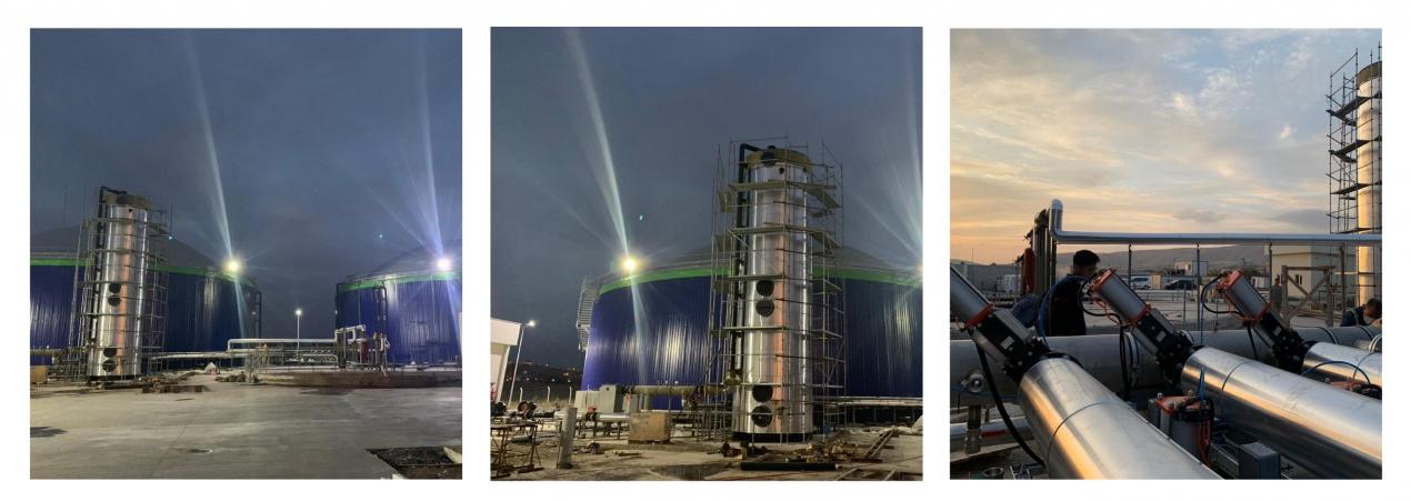Çankırı Biogas Power Plant
