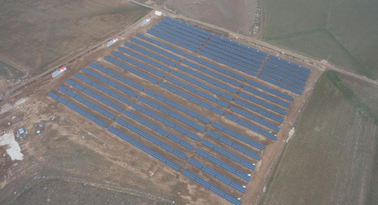 Cihanbeyli 3 MW Solar Power Plant