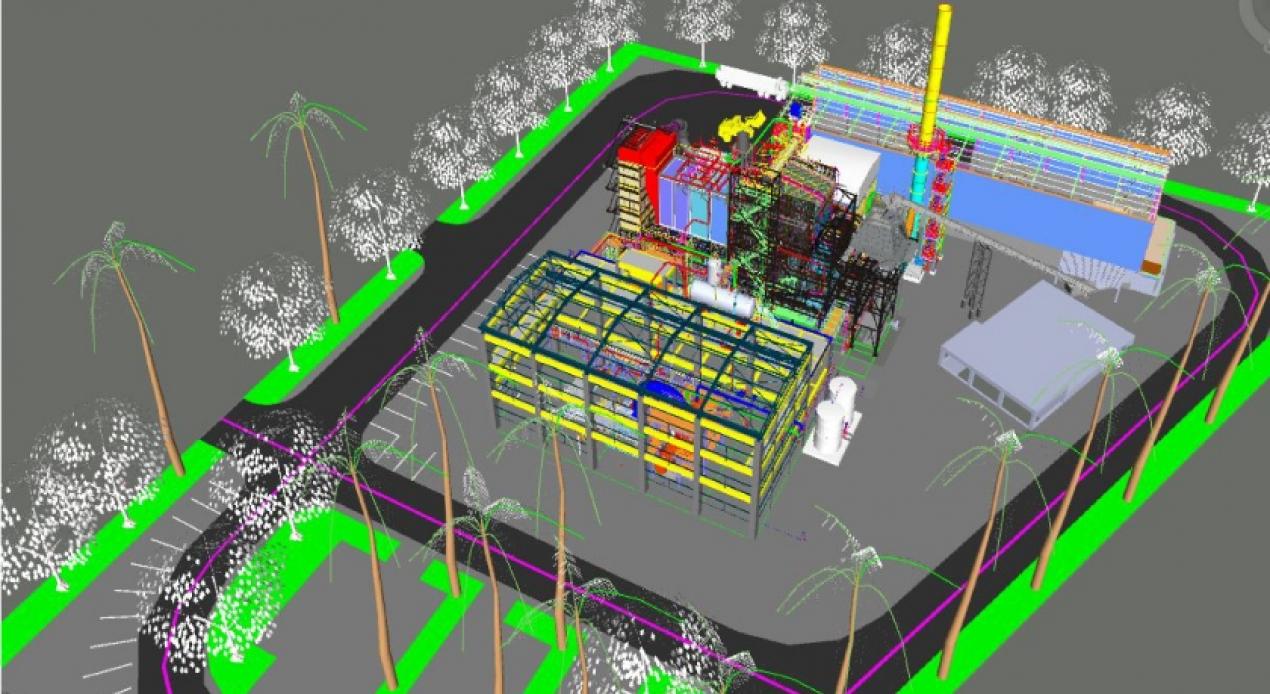 Aydın Biomass Power Plant