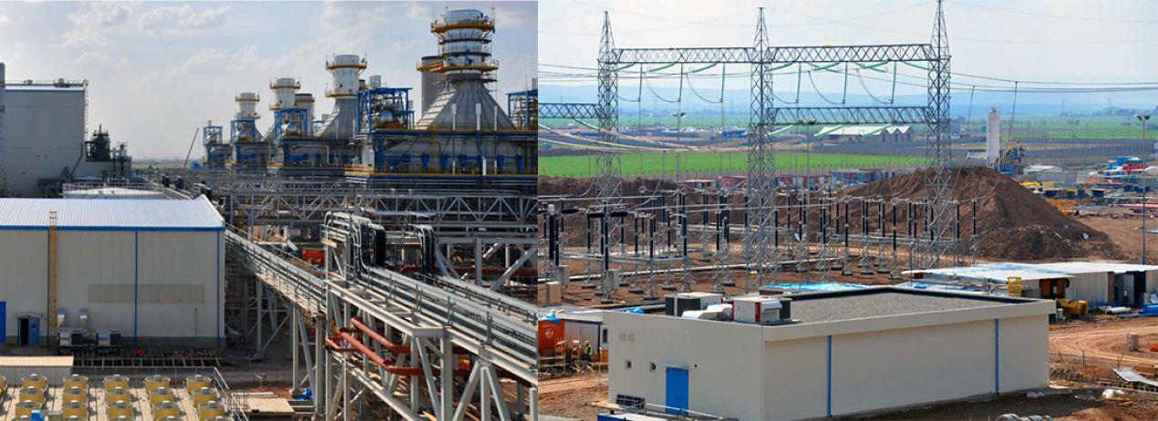Erbil Termik Santrali Demineralizasyon Ünitesi Otomasyon Sistemi