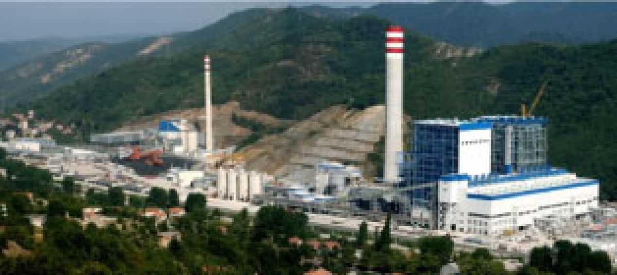 Eren Energy Zonguldak Thermal Power Plant Water Intake Automation System