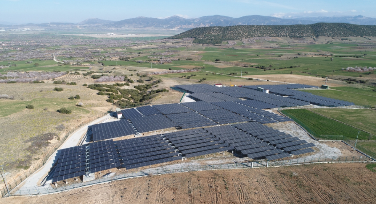 Isparta 2 MW Solar Power Plant