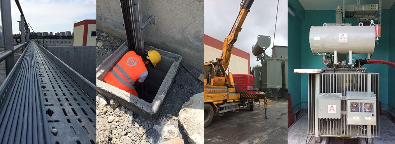 İstanbul Municipality Ataköy Advanced Biological Wastewater Treatment Plant Phase II