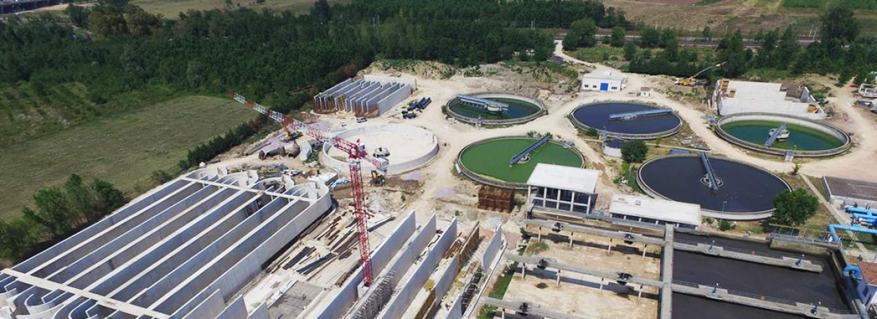 İzmit Municipality Kullar Wastewater Treatment Plant