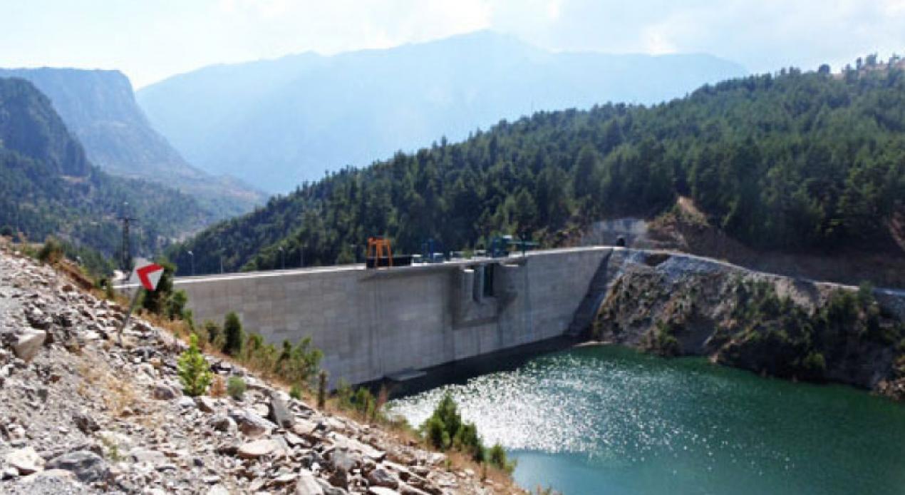 Kasımlar Hydroelectric Power Plant Substation Automation