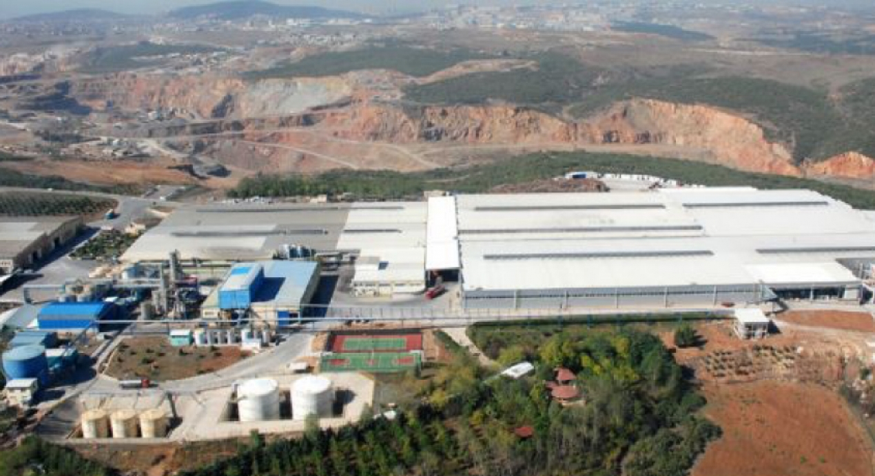 Kastamonu Integrated Wood Factory Parquet Manufacturing Line Automation