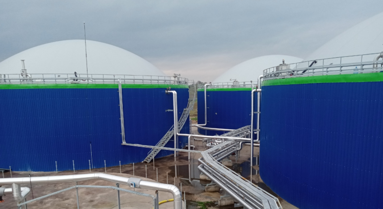 Kayseri Biogas Power Plant