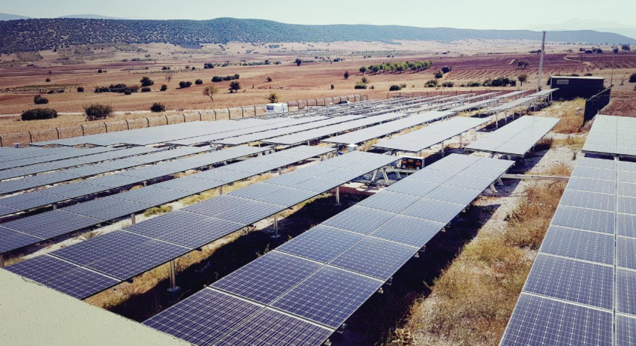 Keçiborlu 2 MW Solar Power Plant