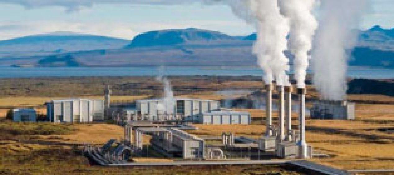 Kiper Jeotermal Enerji Santrali