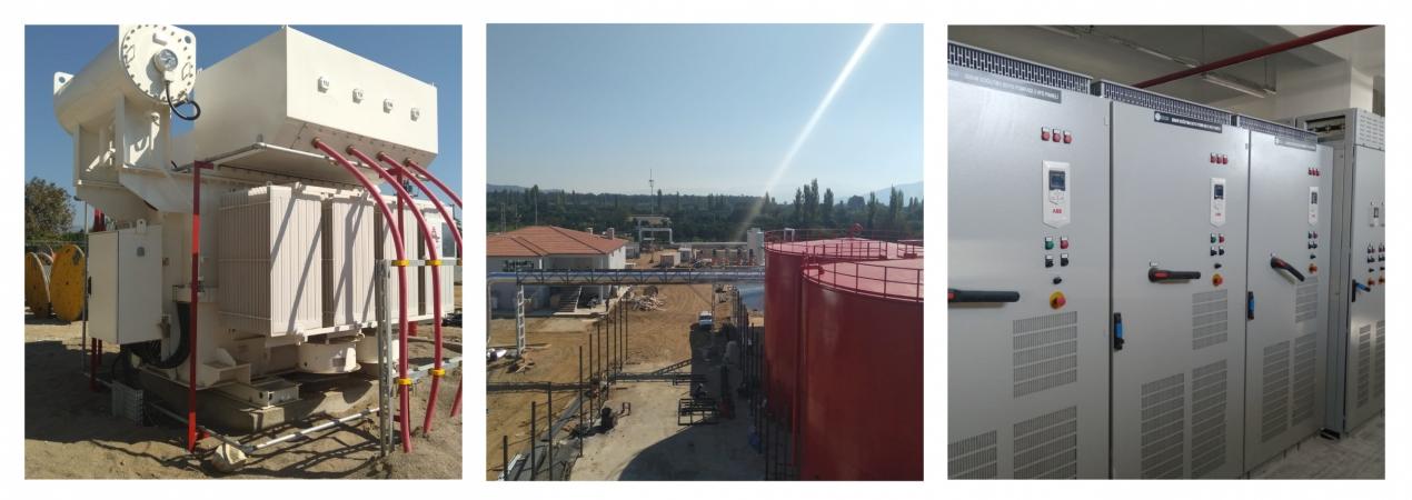 Kiper Geothermal Power Plant